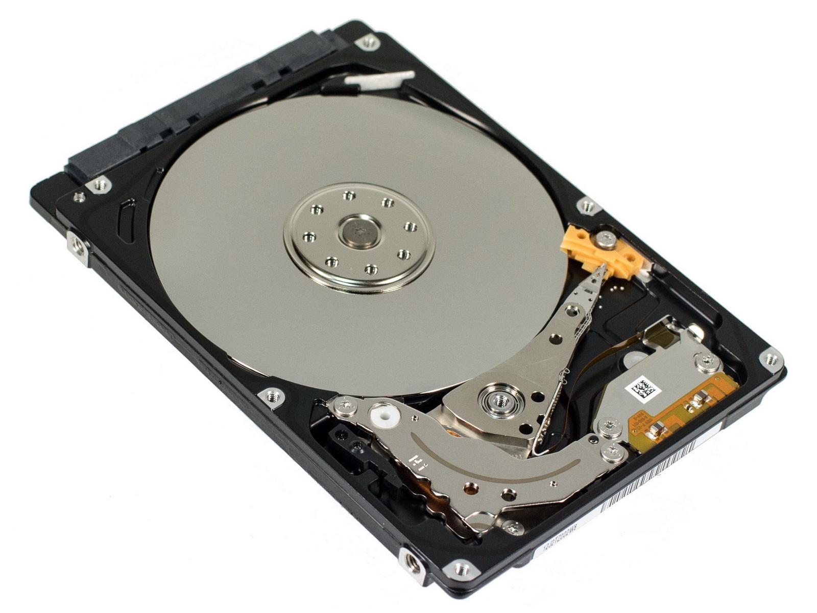 Почему постоянно работает жёсткий диск