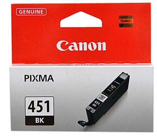Купить Картридж Canon CLI-451Bk Canon PIXMA MG5440, MG6340 чорний, 6523B001