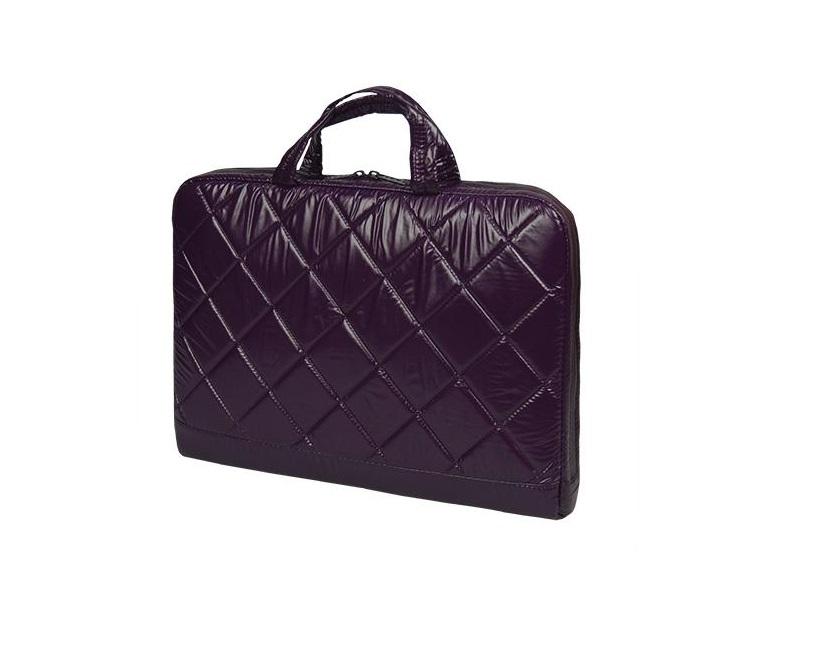 Купить Сумка для ноутбука Continent CC-075 фіолетова, CC-075 Violet