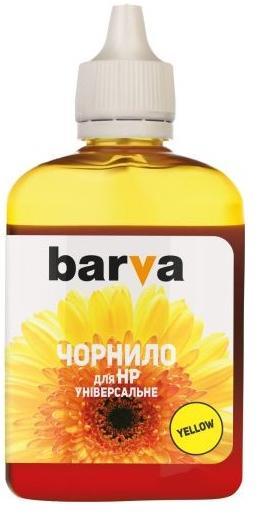 Купить Чорнило BARVA HU3-367 HP Універсальні №3 жовте, I-BAR-HU3-090-Y