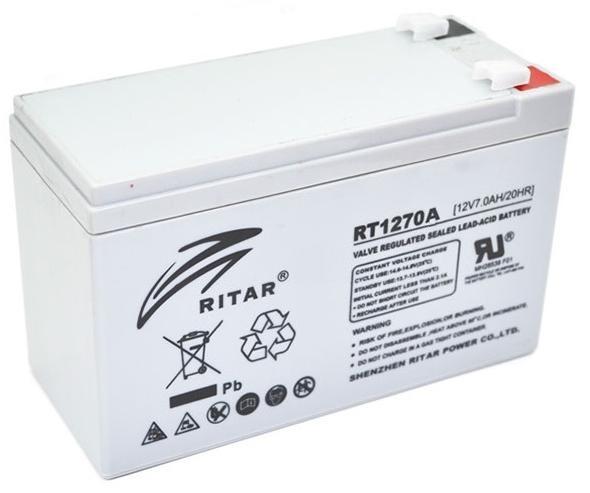 Батарея для ПБЖ Ritar RT1270A  - купить со скидкой