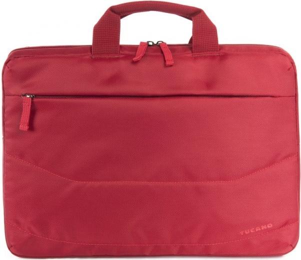 Купить Сумки, наплічники для ноутбуків, Сумка для ноутбука Tucano Idea Computer Bag Red (B-IDEA-R)