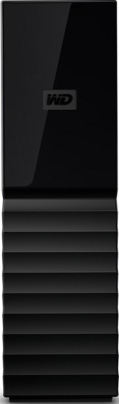 Купить Зовнішній жорсткий диск Western Digital MyBook 8 ТБ чорний, WDBBGB0080HBK-EESN