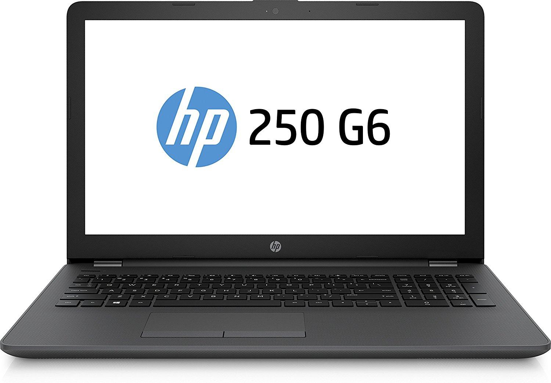 Купить Ноутбук Hewlett-Packard 250 G6 3QM24EA Dark Ash