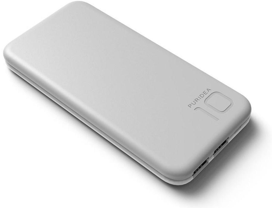Купить Батарея універсальна Puridea S2 10000mAh Grey/White (S2-Grey White)