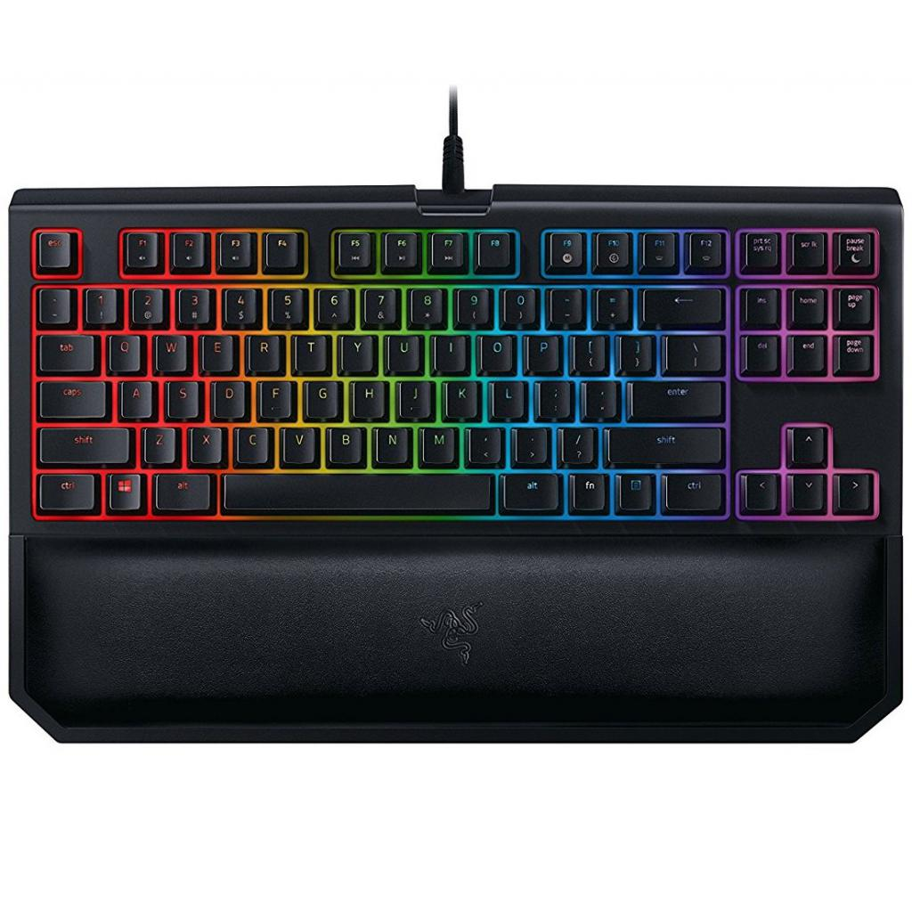Купить Клавіатура Razer Black Widow TE CHROMA V2 Green switch (RZ03-02190100-R3M1)