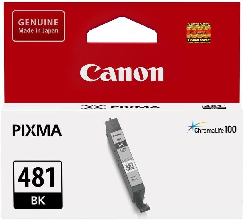 Картридж Canon CLI-481B Black