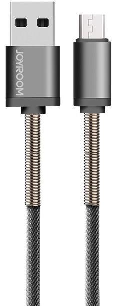 Купить Кабель JoyRoom Explorer Series S-M323M AM / Micro USB 1.2m Grey (S-M323M Grey)