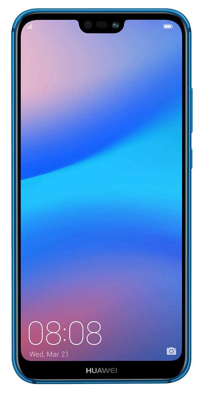 Купить Смартфон Huawei P20 Lite 4/64GB ANE-LX1 Klein Blue (51092GPR)
