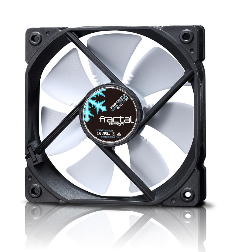 Купить Вентилятор для корпуса FRACTAL DESIGN FD-FAN-DYN-X2-GP14-WT