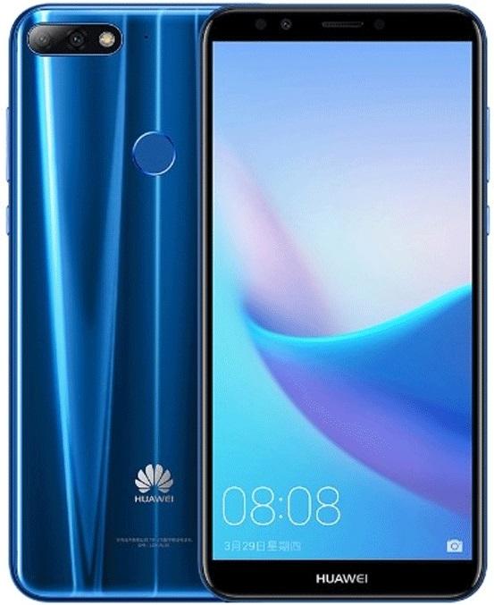 Купить Смартфон Huawei Y7 Prime 2018 3/32GB LDN-L21 Blue (51092JHB)