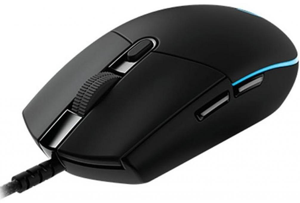 Купить Миші, Миша Logitech G102 Prodigy Black (910-004939)