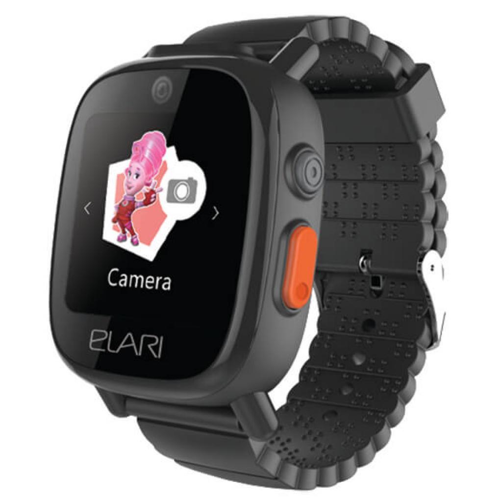 Купить Смарт годинник Elari FIXITIME 3 Black (ELFIT3BLK)