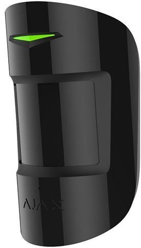 Купить Комбінований датчик Ajax CombiProtect Black