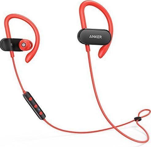 Гарнітура Anker SoundBuds Curve Red Black (A3263HL1) – купити в ... efccfe6478b1f