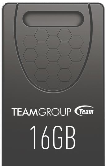 Купить Флешка USB Team C157 16GB TC157316GB01 Black