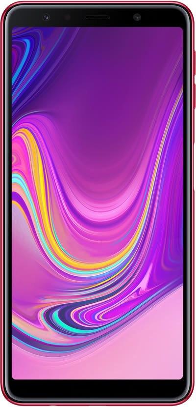 Купить Смартфон Samsung Galaxy A7 2018 4/64GB SM-A750FZIUSEK Pink