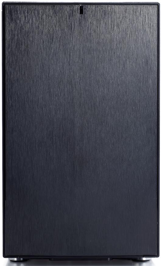 Купить Корпус для ПК FRACTAL DESIGN Define Nano S Black (FD-CA-DEF-NANO-S-BK-W)