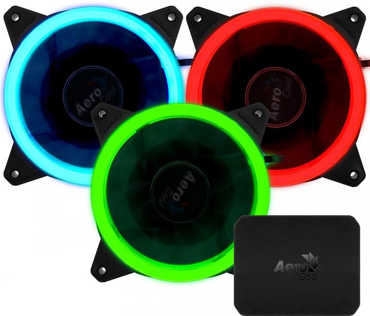 Купить Вентилятор для корпуса AeroCool Rev RGB Pro