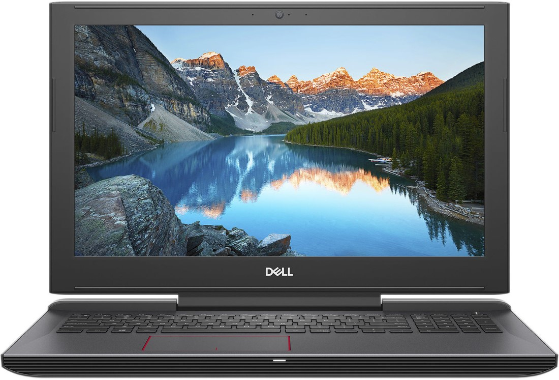 Ноутбук Dell 5587 G5 55G5i916S2H1G16-LBR  Red