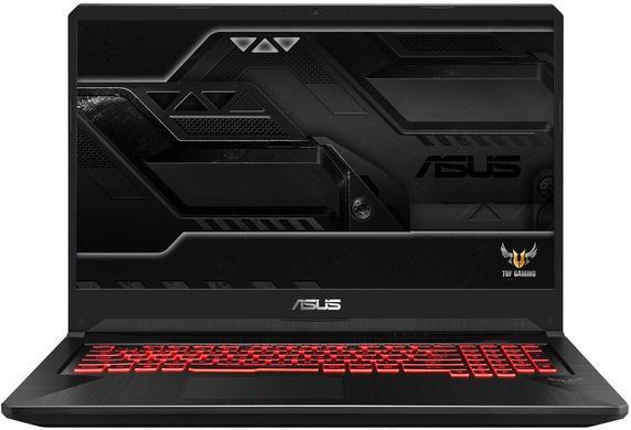 Купить Ноутбук ASUS TUF Gaming FX705GD-EW086 Black