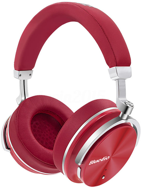 Купить Навушники та гарнітури, Гарнітура Bluedio T4 Red