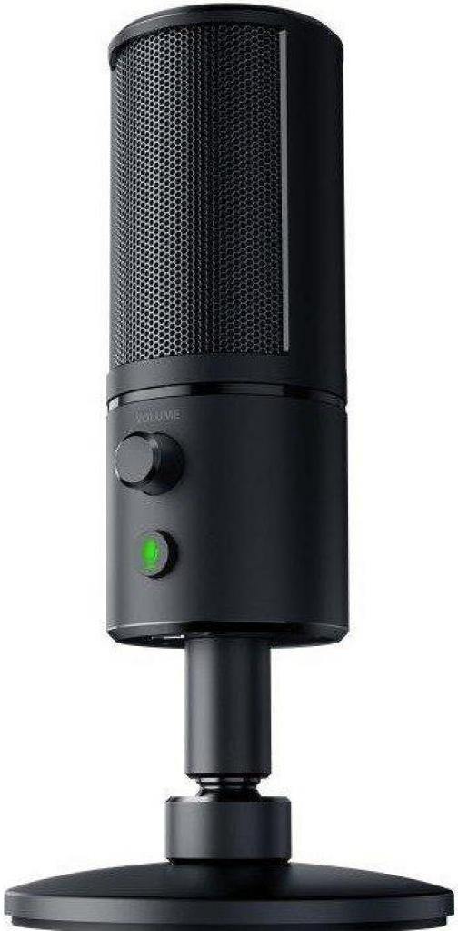 Купить Мікрофони, Мікрофон Razer Seiren X Black (RZ19-02290100-R3M1)