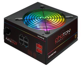 Купить Блоки живлення для ПК, Блок живлення Chieftec Photon CTG-650C-RGB 650W