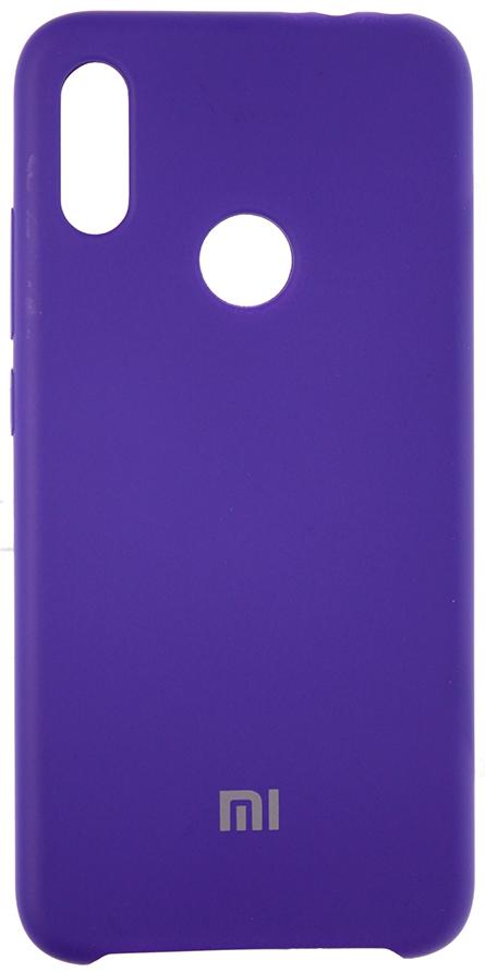 Чохол HiC for Xiaomi Redmi Note 7 - Silicone Case Purple  (SCXRN7-30)