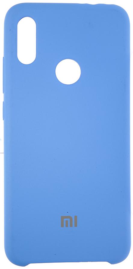 Чохол HiC for Xiaomi Redmi Note 7 - Silicone Case Deep Lake Blue  (SCXRN7-3)