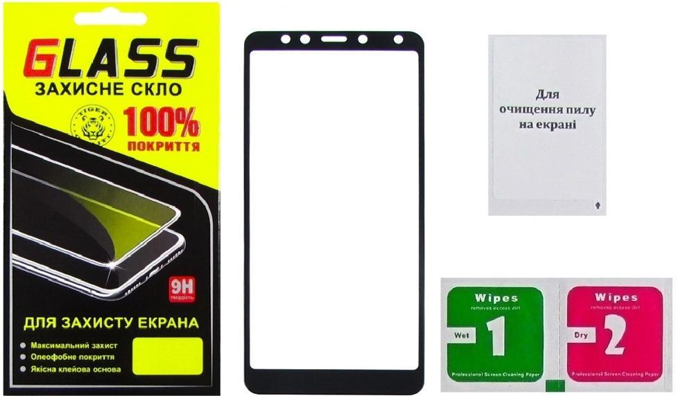Купить Аксесуари для мобільних телефонів, Захисне скло Masterclub 2.5D for Xiaomi Redmi 5 - Full Glue Black (14549 )