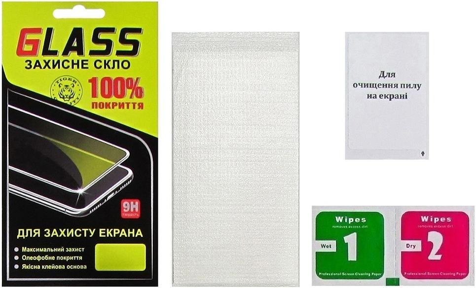 Купить Аксесуари для мобільних телефонів, Захисне скло Masterclub Plus 2.5D for Xiaomi Redmi 7A - Full Glue Black (22049 )