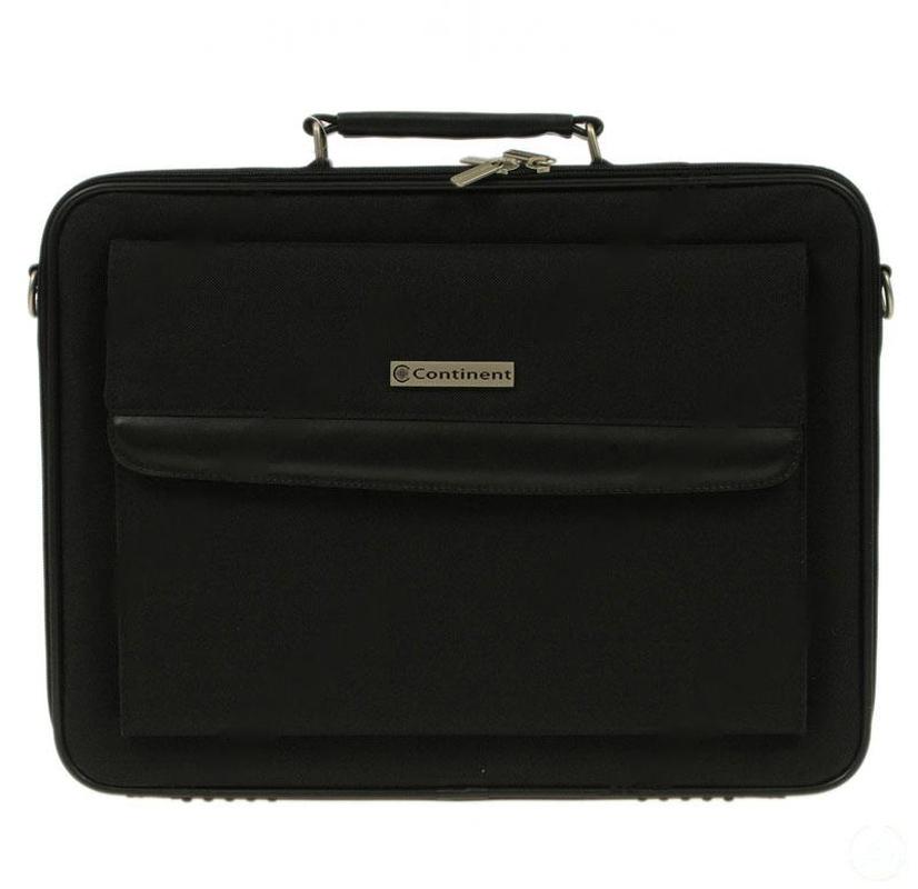 Купить Сумка для ноутбука Continent CC-115 чорна, CC-115_black