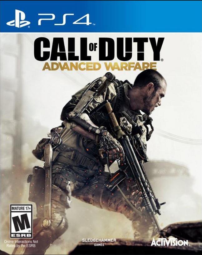 Купить Ігри, Гра Call of Duty: Advanced Warfare [PS4, Russian version] Blu-ray диск, 87264RU, Sony