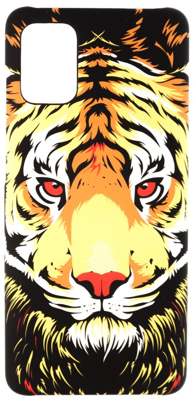 Купить Аксесуари для мобільних телефонів, Чохол Milkin for Samsung A51 A515 2020 - Creative Night Light TIGER T10 (MC-NL-SMA51-TG)