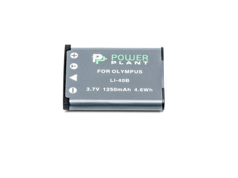 Купить Aкумулятор PowerPlant Olympus Li-40B, DV00DV1090