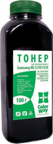 Купить Тонер ColorWay TS-1210 Samsung ML-1210, 1250, SCX-4016 чорний