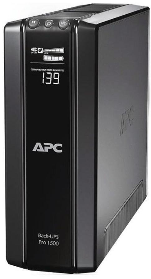 Купить ПБЖ (UPS) APC Back-UPS Pro 900VA, BR900GI