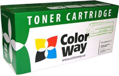 Сумісний картридж ColorWay CW-C725M Black