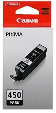 Купить Картридж Canon PGI-450Bk Canon PIXMA MG5440, MG6340 чорний, 6499B001