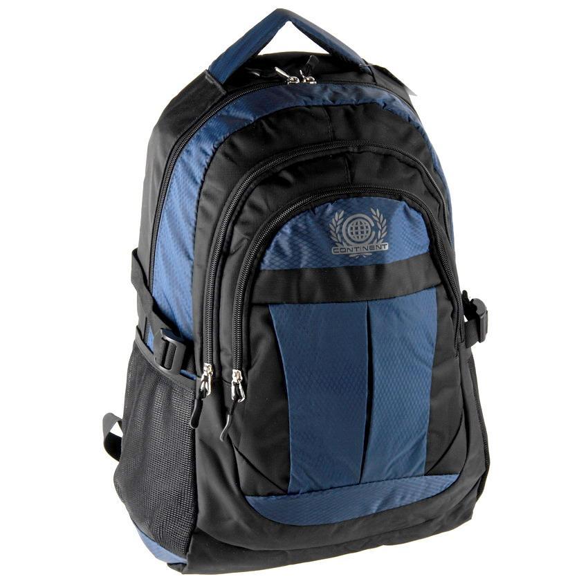 Купить Рюкзак для ноутбука Continent BP-001 синій, BP-001 Blue