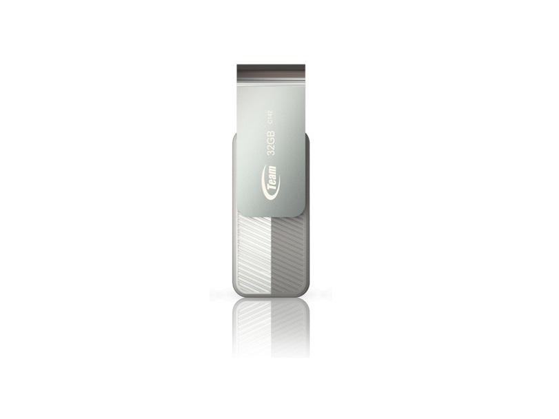 Купить Флешка USB Team C142 32 ГБ (TC14232GW01) біла