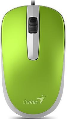 Купить Мишка Genius DX-120 зелена, 31010105105