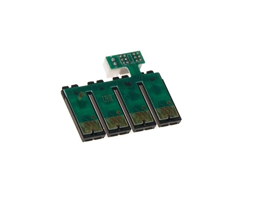 Купить Планка з чіпами WWM для СБПЧ Epson Stylus SX420W SX425W SX430W SX435W SX440W SX445W, CH.0261-1