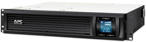 Купить Пристрої безперебійного живлення UPS, ПБЖ (UPS) APC Smart-UPS C RM 1000VA LCD, SMC1000I-2U