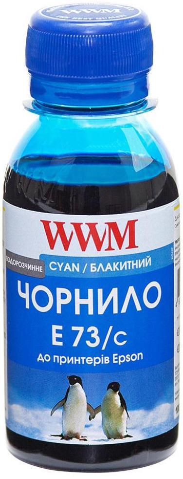 Чорнило WWM Epson Stylus CX3700/TX119/TX419 блакитне, E73/C-2  - купить со скидкой