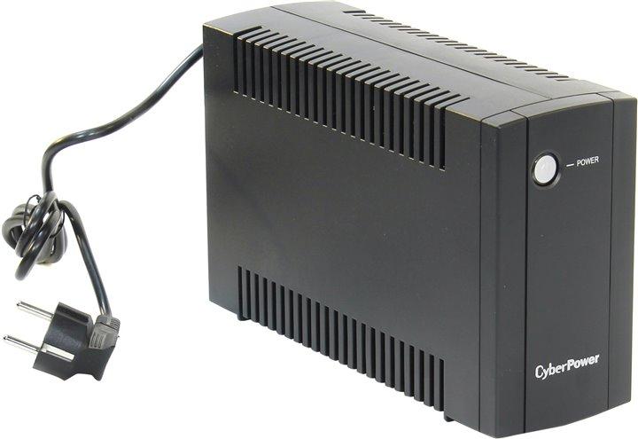 Купить Пристрої безперебійного живлення UPS, ПБЖ (UPS) CyberPower UT650E 650VA LED Schuko
