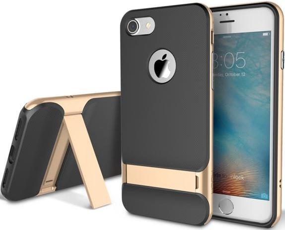Купить Чохол Rock для iPhone 7 - Royce Series золотий, Rock iPhone 7 Royce series