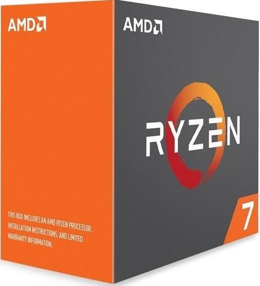 Купить Процесор AMD Ryzen 7 1700X (YD170XBCAEWOF) Box (без системи охолодження)