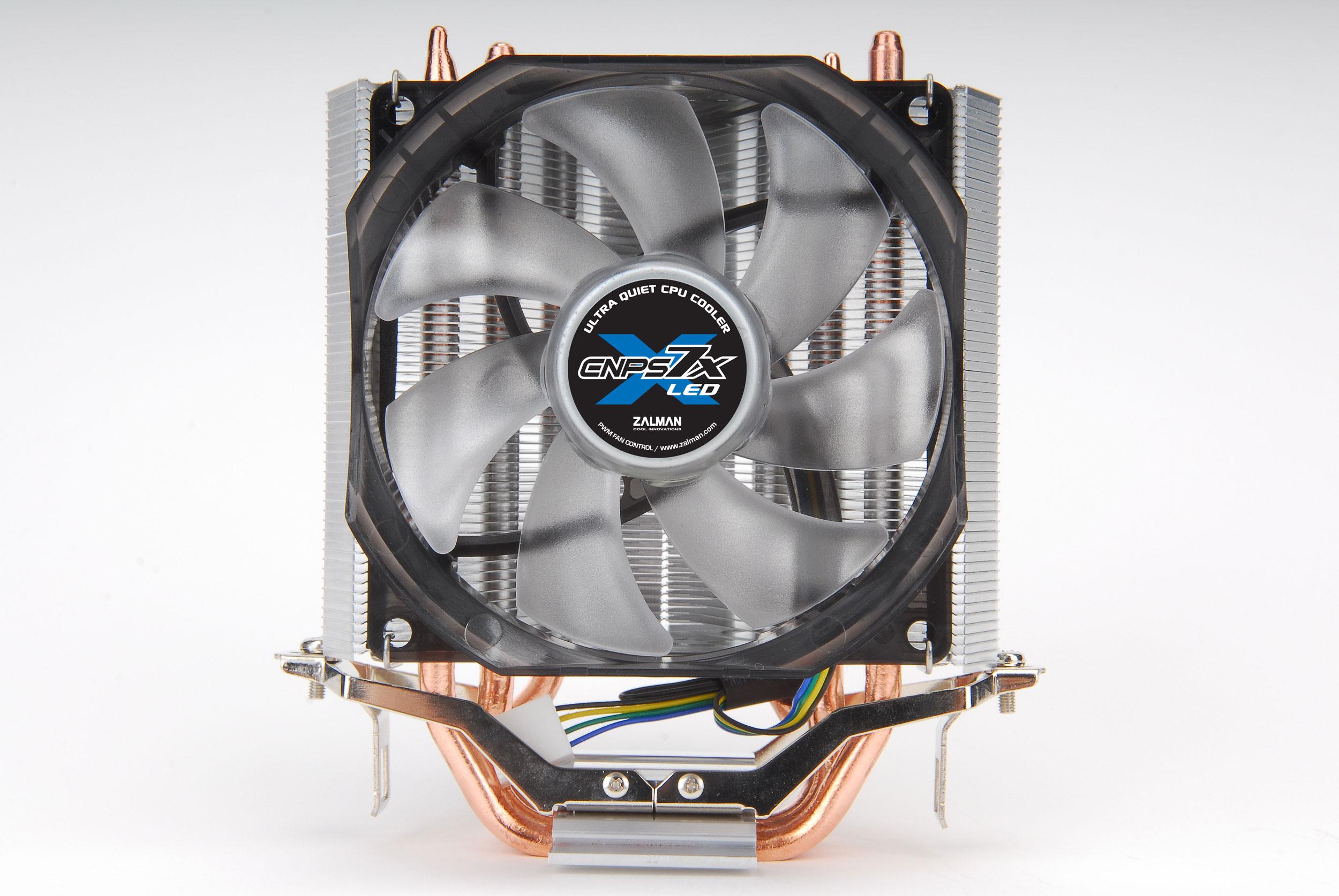 Купить Кулер для процесора Zalman CNPS7X Led